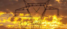 słupy elektroenergetyczne