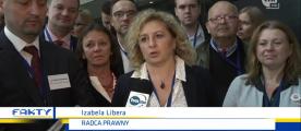 Izabela Libera w Faktach TVN